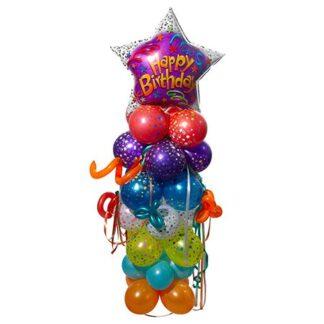 סטנד בלונים ליום הולדת