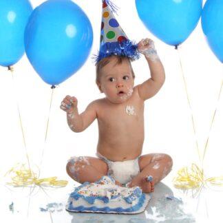 בלונים להולדת הבן