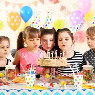 יום הולדת ילדים